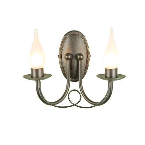 BATH настінний світильник Elstead BATHMN2 BLACK