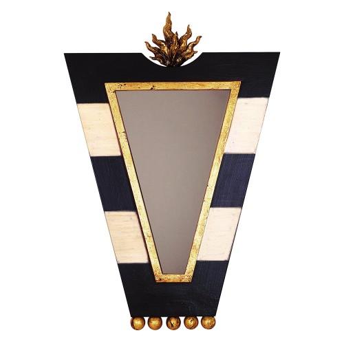 декоратив Flambeau FBZEUS BLKBONE