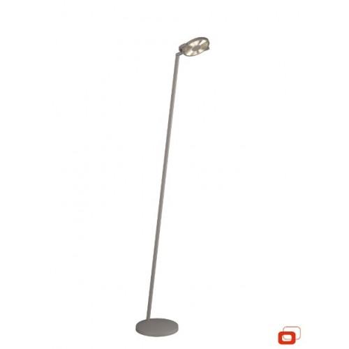 ERON floor lamp LED aluminium 1x15W SEL LIRIO 4225048LI