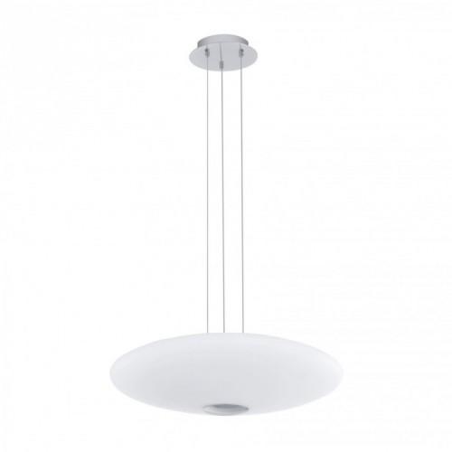 LED-HL 18W OPAL-MATT/CHROM 'MILEA 1'