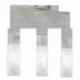 """Світильник підвіс/3 Е27 нікель-мат з декором """"Амадора"""""""
