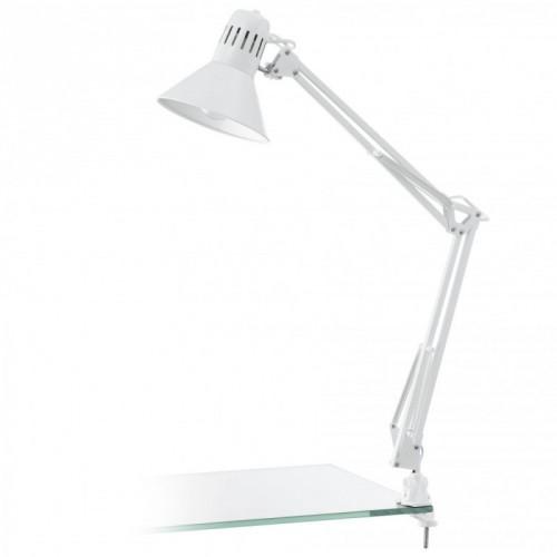 """Настільна лампа /1 60W E27 білий """" Фірмо"""""""