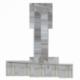 """Світильник підвіс/5 Е14 40W нікель-мат """"Альмера 1"""""""