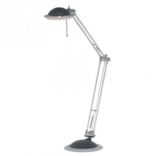 """""""Пікаро"""" настільна  лампа 1х40W G9 хром/чорний EGLO"""