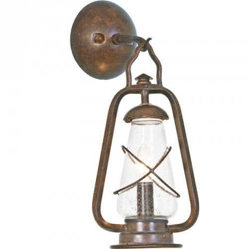 Зовнішній настінний світильник Elstead MINERS WALL