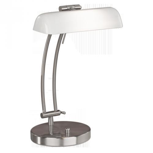 """""""Бастія"""" настільна лампа 1*100W R7S нікель-мат. EGLO"""