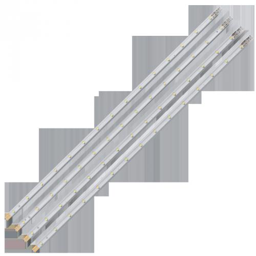 Світильник підсвітка LED 4*1,2W (15LED) 2 м
