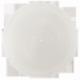 """Світильник стельовий/1 Е27 60W DM250 білий """"Малва"""""""