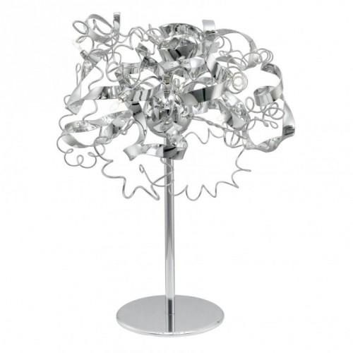 """Настільна лампа/6 20W G4  хром """"Джерез"""""""