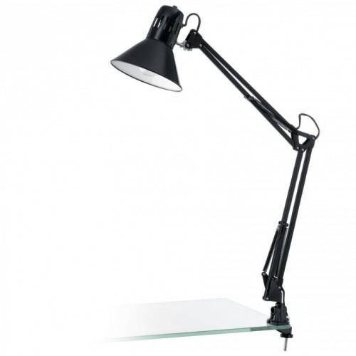 """Настільна лампа /1 60W E27 чорний"""" Фірмо"""""""