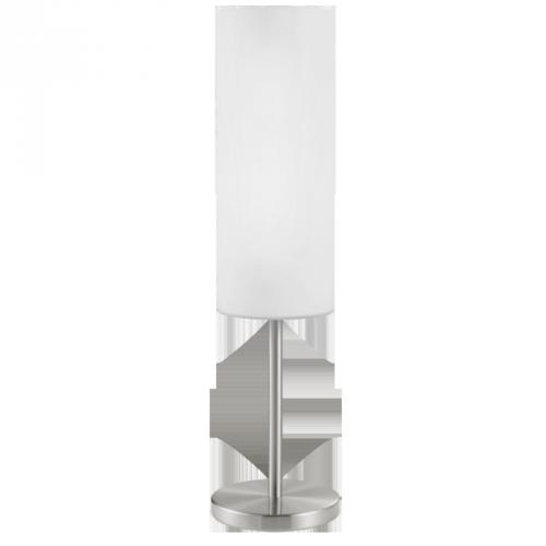 """""""Трой 3"""" настільна лампа  1х100W Е27нікель-мат/опал EGLO"""