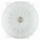 """Світильник стельовий/3 60W E27 білий/сатин """"Кратер"""""""