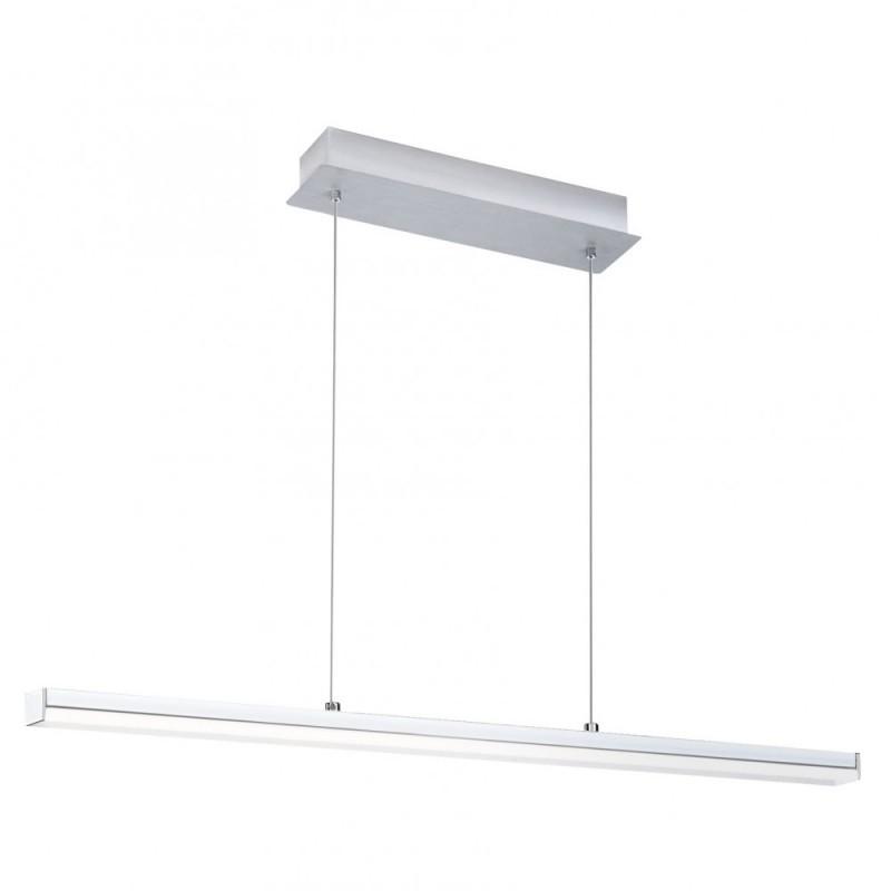 """Світильник підвіс/ 1  13,44W  LED хром/білий """"Аіна"""""""
