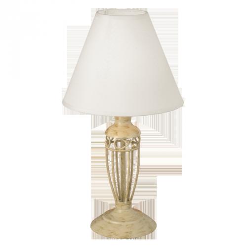 """""""Антіка"""" настільна лампа 1Х60W E14 біж  EGLO"""
