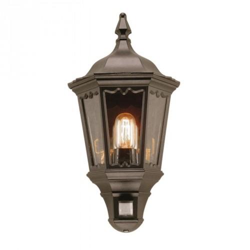 Зовнішній настінний світильник Elstead MD7 PIR BLACK