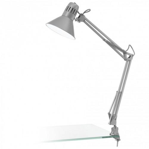 """Настільна лампа/1 18W E27 срібний """"Фірмо"""""""