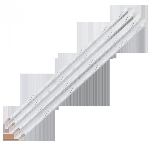 Світильник підсвітка LED 4*3W (15LED) з пультом 1,5 м