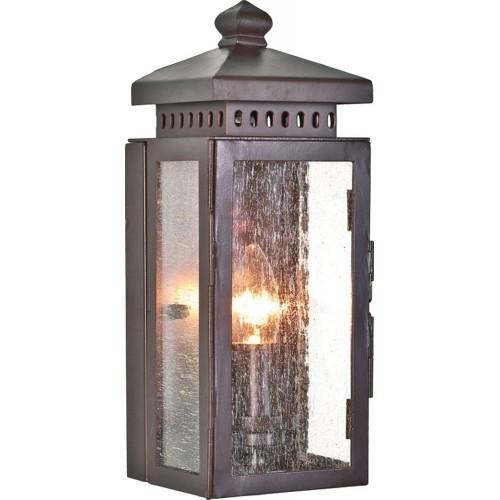 Зовнішній настінний світильник Elstead MATLOCK