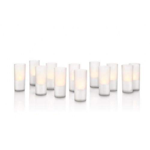 PHILIPS 69133/60/PH LED набір 12х свіча настільний світильник