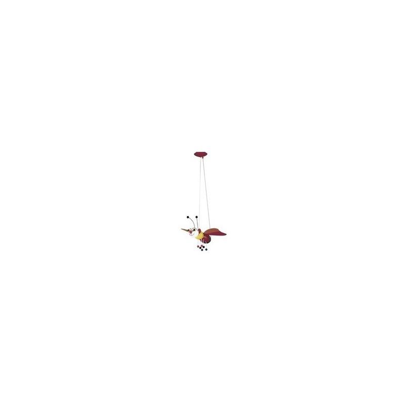 """""""Сусі+Юніор""""світильник 1х15W E27 бджілка EGLO"""