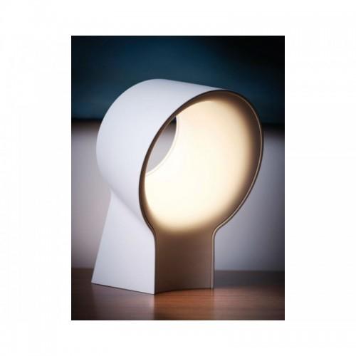 LA LENTE table lamp LED white 2x2.5W SEL LIRIO 4330031LI