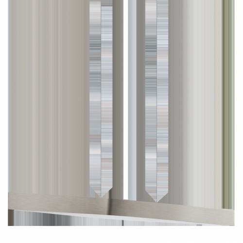 LED-HL NICKEL-MATT 'FORNES'