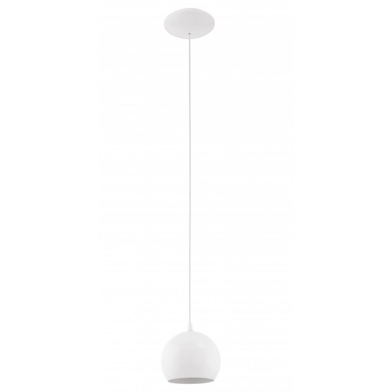 HL/1 GU10-LED WEISS 'PETTO 1'