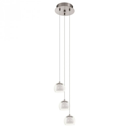 LED-HL/3 NICKEL-M/AMBER/WEISS 'ASCOLESE'
